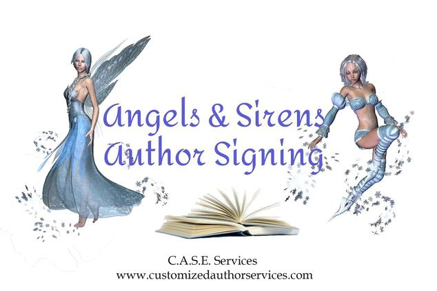 Angels and Sirens Book Signing