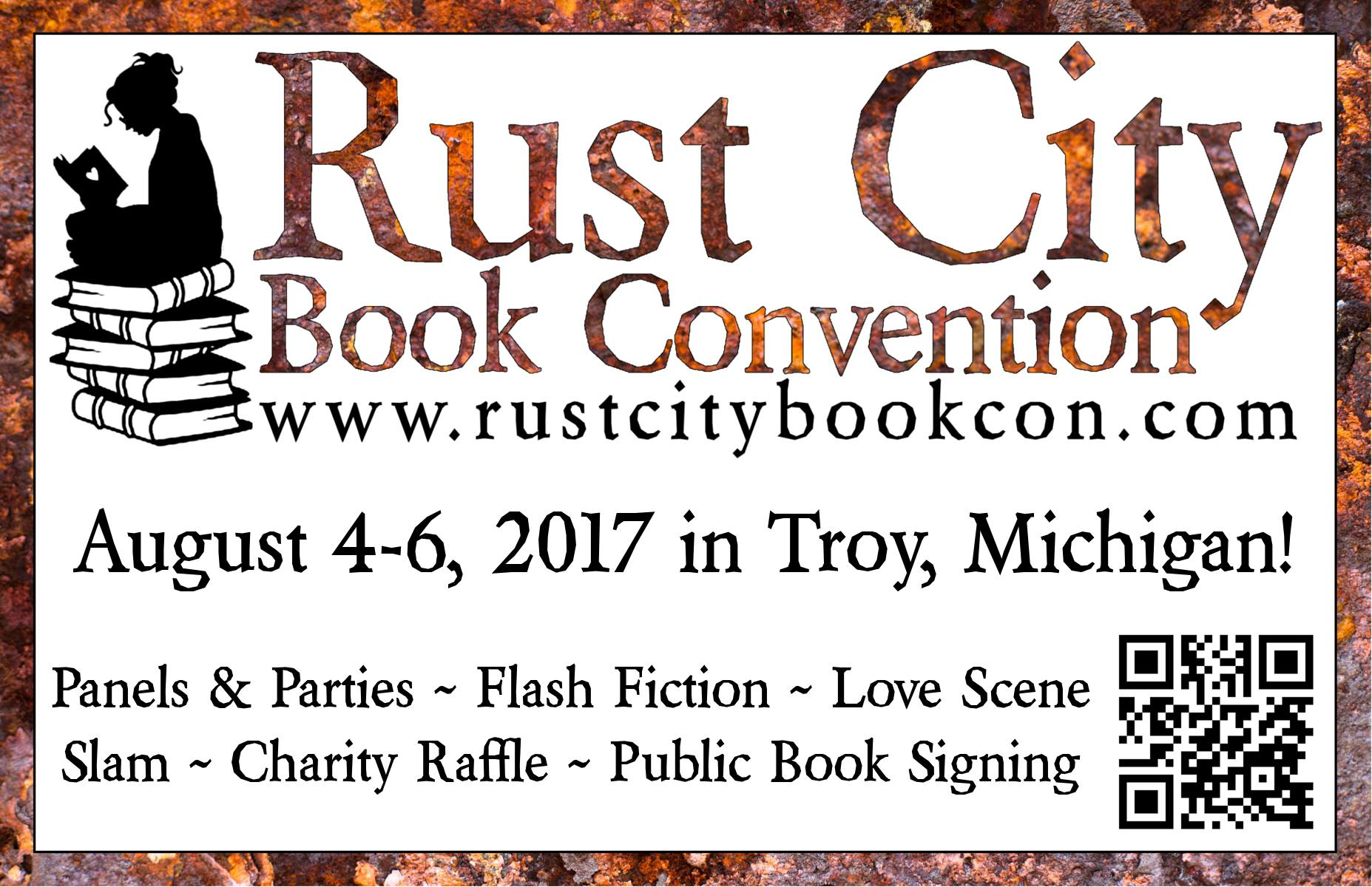 2017 Rust City Book Convention